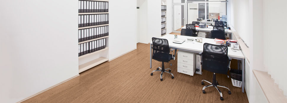 Cork for offices