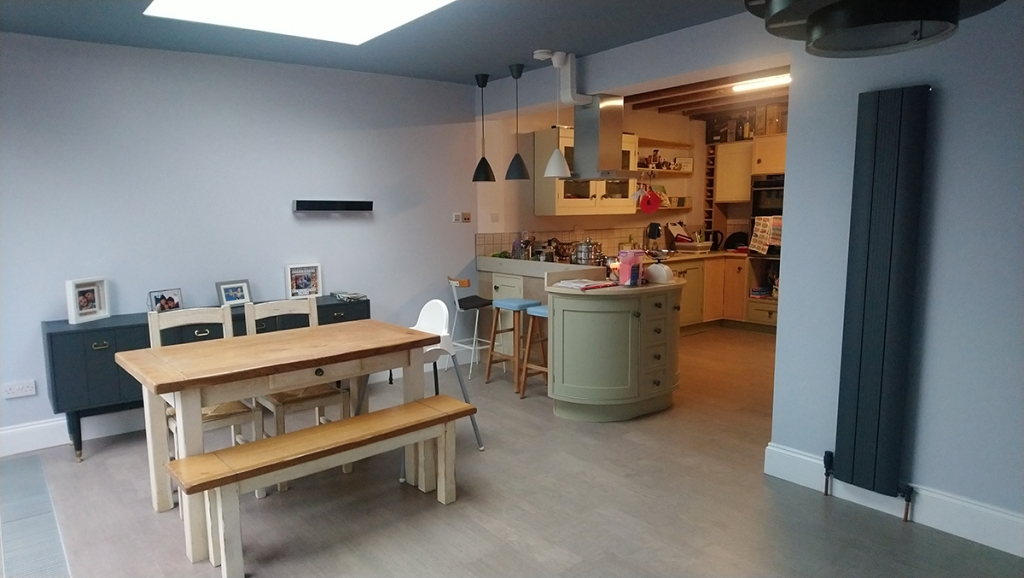 Fashionable Cement Kitchen Cork Tiles